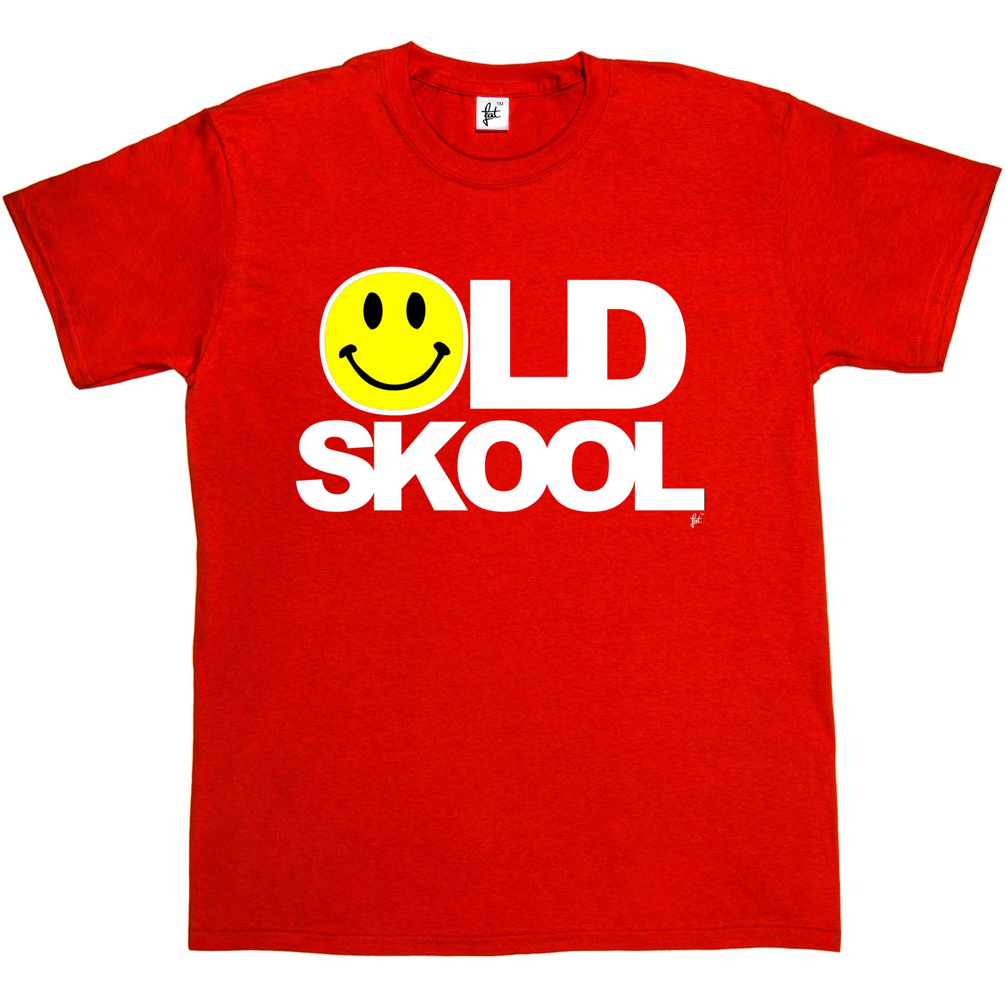Old skool rave dj dance acid rave festival t shirt mens t for Old skool acid house