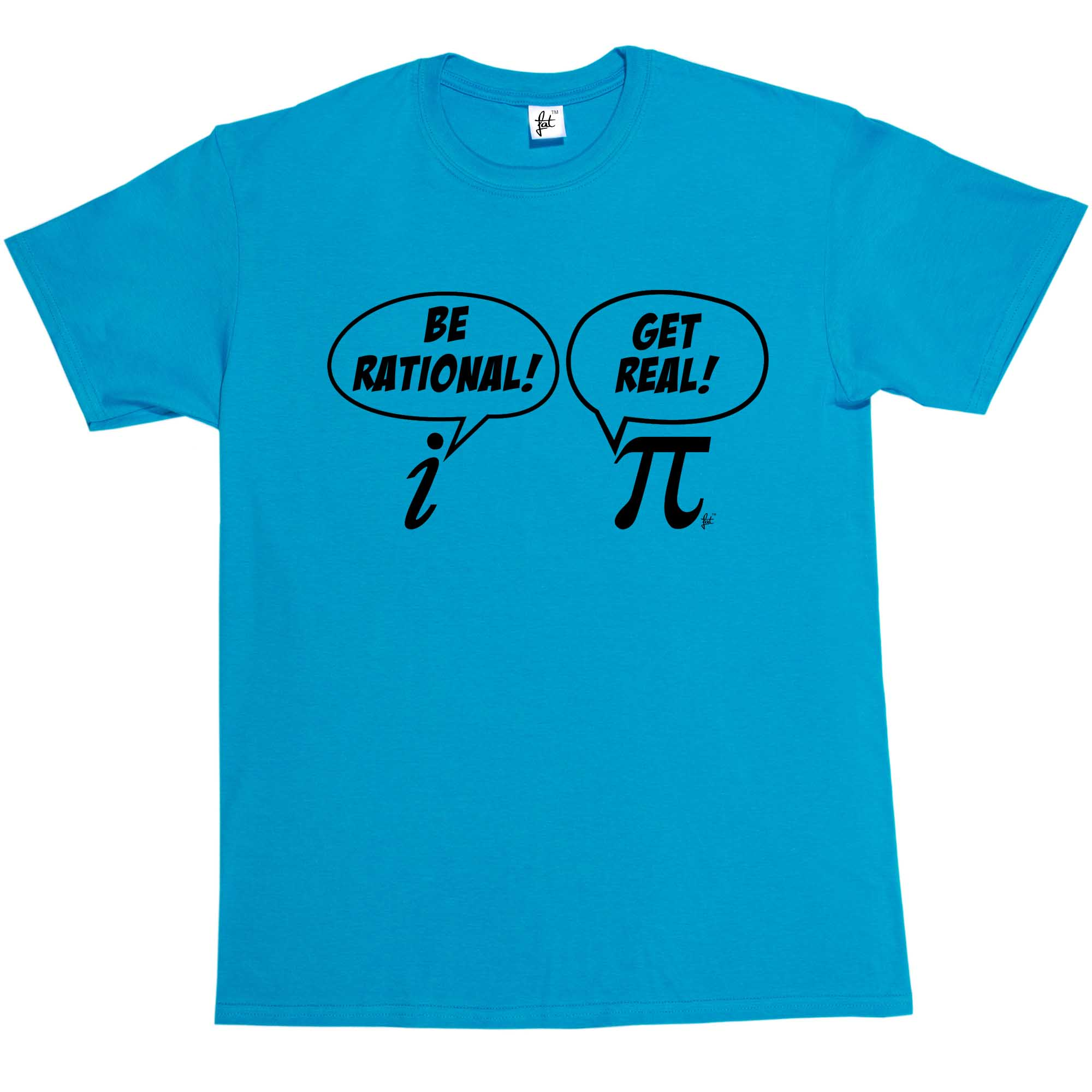 Funny Maths Be Rational Get Real Pi Complex Numbers Geek