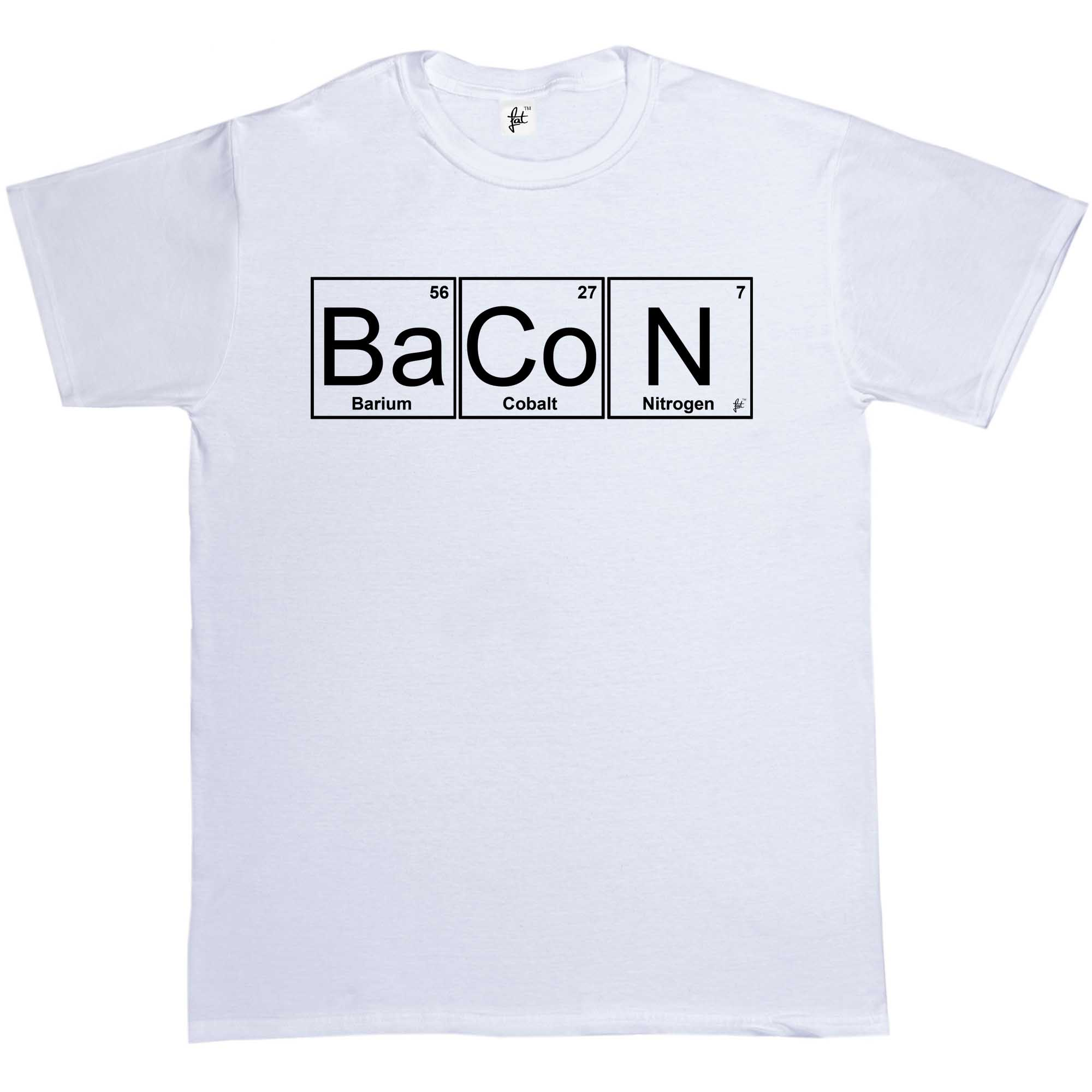 Periodic table chemistry of bacon geek chemistry big bang theory periodic table chemistry of bacon geek chemistry big gamestrikefo Gallery